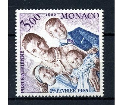 MONAKO** 1966 KRALİYET TAM SERİ(190115)