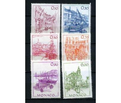 MONAKO ** 1984-86 GÖRÜNÜMLER 6 VALÖR (210115)