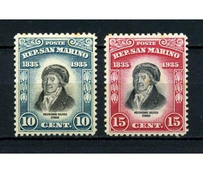 SAN MARİNO ŞARN.1935 DELFİCO 2  VALÖR (270115)