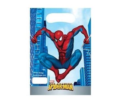 Spiderman Poşet