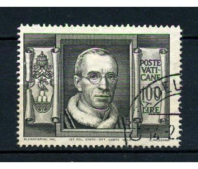 VATİKAN DAMGALI 1949 PAPA PİUS XII 1 V.  (220115)