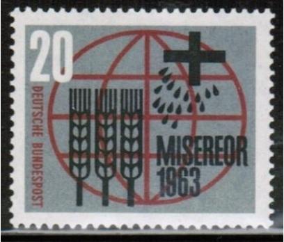 ALMANYA (BATI) 1963 DAMGASIZ KATOLİK KİLİSE KONGRE