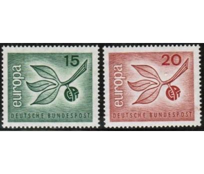ALMANYA (BATI) 1965 DAMGASIZ AVRUPA CEPT SERİSİ