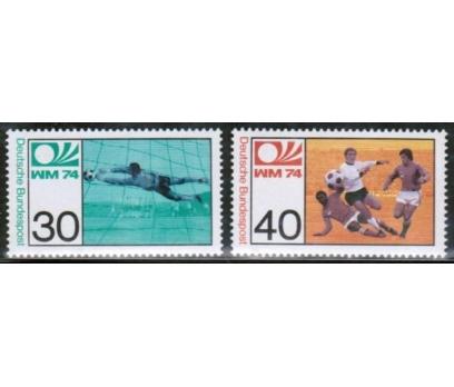 ALMANYA (BATI) 1974 DAMGASIZ DÜNYA FUTBOL KUPASI