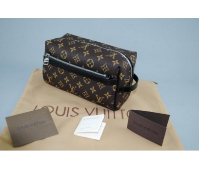 LOUIS VUITTON MONOGRAM CANVAS TOİLETRY KİT ERKEK