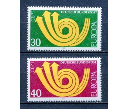 ALMANYA ** 1973 EUROPA CEPT TAM SERİ (230315)