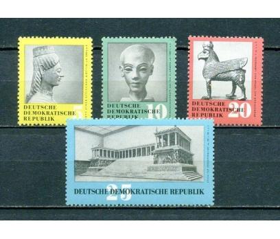 DDR ** 1959 SANAT TAM SERİ SÜPER (290315)