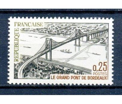 FRANSA ** 1967 BORDEAUX KÖPRÜSÜ TAM SERİ (280315)