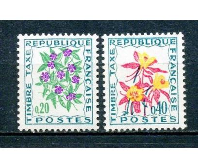 FRANSA ** 1971 RESMİ TAM SERİ SÜPER (280315)