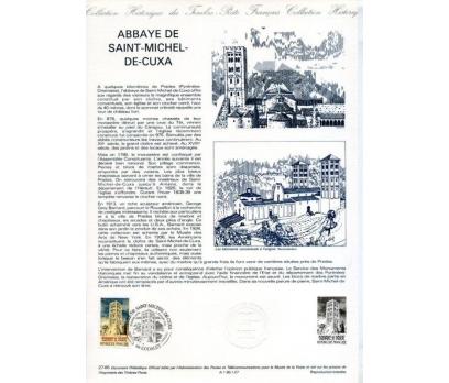 FRANSA1985 HATIRA FÖYÜ ST.MİCHEL SÜPER(120315)