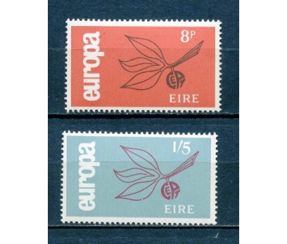 İRLANDA ** 1965 EUROPA CEPT TAM SERİ (230315)