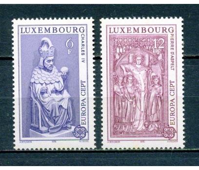 LÜKSEMBURG ** 1978 EUROPA CEPT TAM SERİ (250315)
