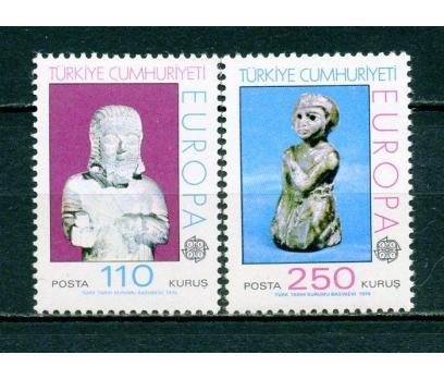 TÜRKİYE ** 1974 EUROPA CEPT TAM SERİ (230315)