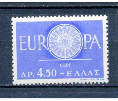 YUNANİSTAN ** 1960 EUROPA CEPT TAM SERİ (220315)