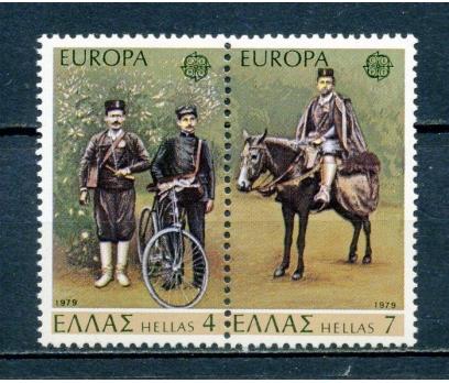 YUNANİSTAN ** 1979 EUROPA CEPT TAM SERİ (250315)