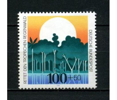 ALMANYA** 1992 YAĞMUR ORMANI ARTILI TAM S.(010515)