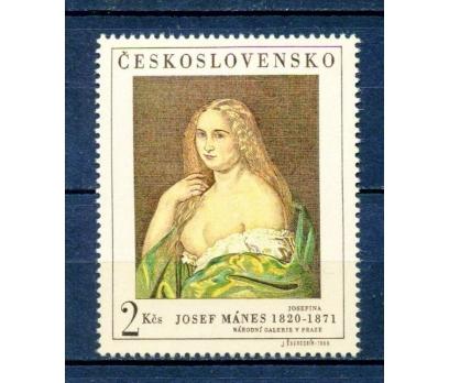 ÇEKOSLOVAKYA ** 1968  TABLO & J.MANES (310315)