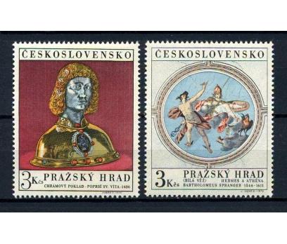 ÇEKOSLOVAKYA ** 1970  TABLOLAR  SÜPER (010415)