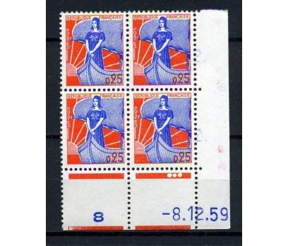 FRANSA ** 1960 ARMALAR SON PUL DBL (050415)
