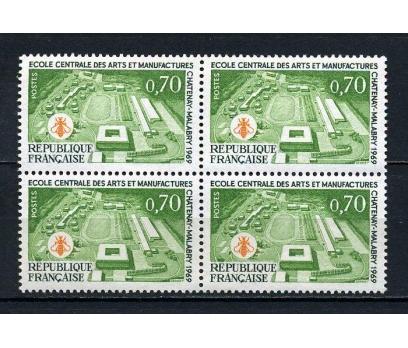 FRANSA ** 1969 CHATENAY DBL TAM SERİ (040415)