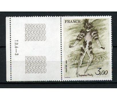 FRANSA ** 1979 TABLO TAM SERİ SÜPER (040415)