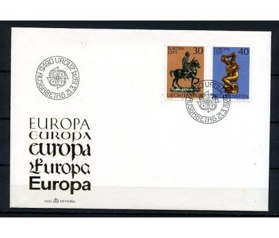 LİECHTENSTEİN 1974 EUROPA CEPT FDC SÜPER (240415)