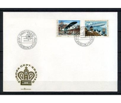 LİECHTENSTEİN 1979 EUROPA CEPT FDC SÜPER (250415)
