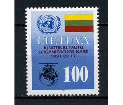 LİTVANYA ** 1992  B.MİLLETLER TAM SERİ (100415)