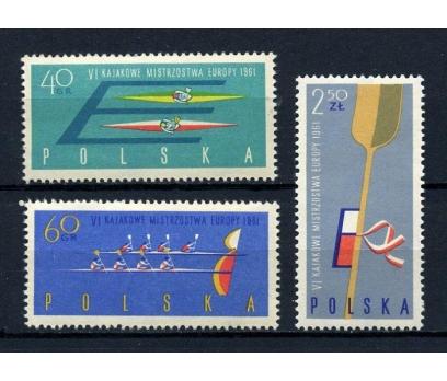 POLONYA ** 1961 YELKEN TAM SERİ SÜPER (110415)