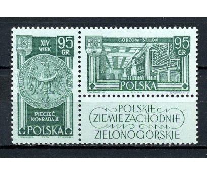 POLONYA ** 1962 ARMA TAM SERİ SÜPER (110415)