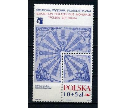 POLONYA ** 1972 POLSKA 73 BLOK SÜPER  (110415)