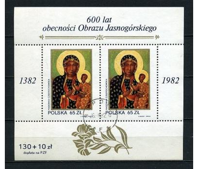 POLONYA İGD 1982 DİNİ TABLO BLOK SÜPER (110415)