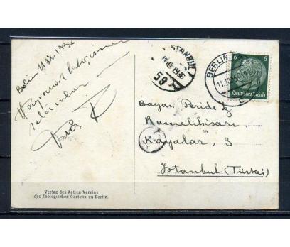 REİCH  1936 R.PULLU TAVUSKUŞU TEMALI KP (070415)