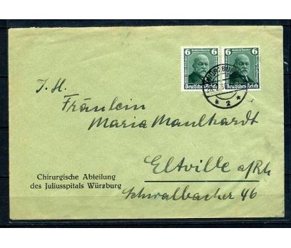 REİCH 1938 DAİMLER PER PULLA POST. G.ZARF (080415)