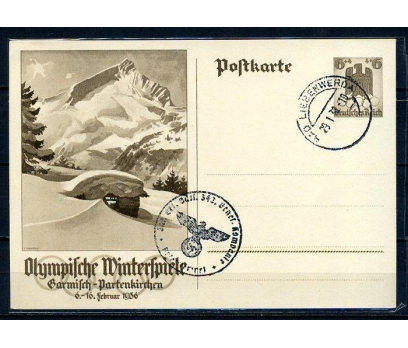 REİCH  1938 OLİMPİYAT TEMALI  ANTİYE (070415)