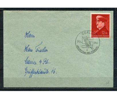 REİCH  1941 HİTLER ÖZEL DAMGALI H.ZARF (080415)