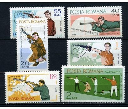 ROMANYA ** 1965 ATICILIK TAM SERİ SÜPER (100415)