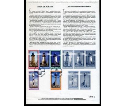 ROMANYA 2010 DENİZ FENERLERİ İGD ÖZEL FÖY (270415)
