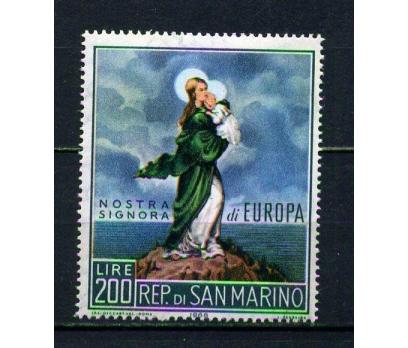 SAN MARİNO ** 1966 EUROPA CEPT TAM S.SÜPER(010415)