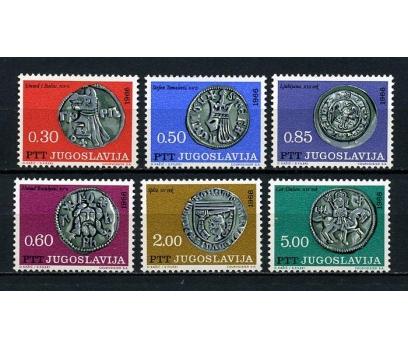 YUGOSLAVYA ** 1966 SANAT TAM SERİ (020415)