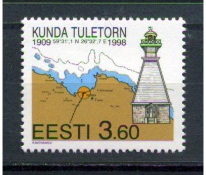 ESTONYA ** 1998 DENİZ FENERLERİ TAM SERİ(020515)
