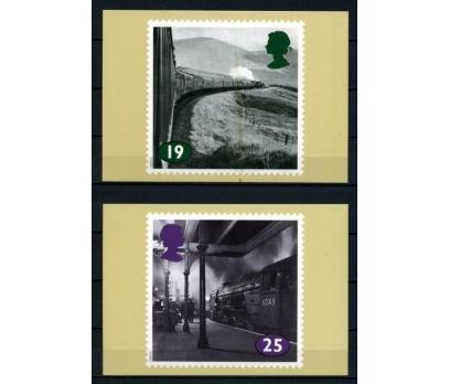 İNGİLTERE KM 1994 TRENLER 5 KARTMAX (040515) 2