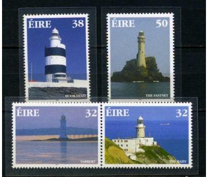 İRLANDA ** 1997 DENİZ FENERLERİ TAM SERİ(020515)