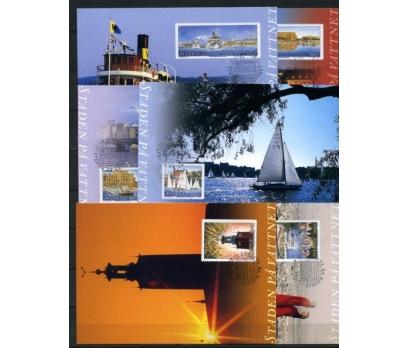 İSVEÇ 1998 TURİZM TAM SERİ 6 KARTMAX (040515)
