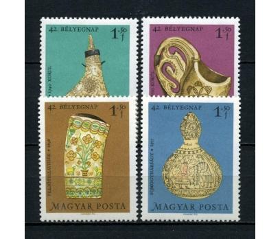 MACARİSTAN ** 1969 PUL SERGİSİ TAM SERİ (080515)