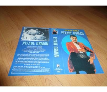PİYADE OSMAN YILMAZ GÜNEY VHS KAPAK-COVER