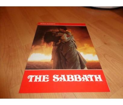 THE SABBATH YABANCI FİLM BROŞÜRÜ