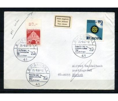ALMANYA E.CEPT PULLU ÖZEL DAM. PGZ SÜPER(100515)