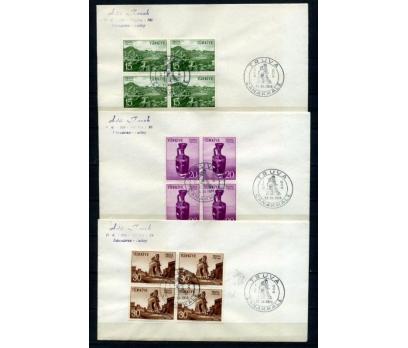 CUMH.FDC 1956 TRUVA TURİSTİK SÜPER (210515)