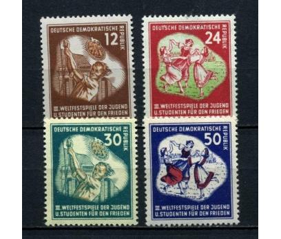 DDR ** 1951 DÜNYA GENÇLİK FESTİVALİ TAM S.(110515)